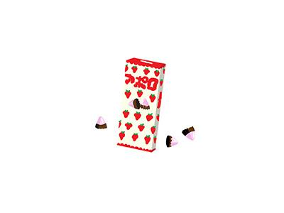 Apollo Candy sweets candy food japanese illo flat 2d minimal illustrator vector illustration