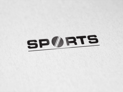 sports logo vector typography design flat minimal graphic design illustrator illustration icon logo