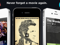 Flickd Movies website. flickd ios iphone actor actress netflix movie popcorn instant streaming dvd blu-ray theater theatre