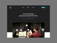 Headway.io 2.0 - Home Page