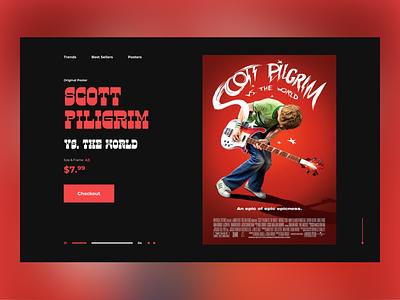 Daily UI - Landing Page photoshop figmadesign ui dailyui figma design