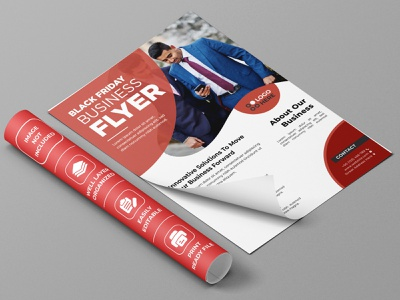 Corporate Business flyer template design motion graphics graphic design 3d animation create a corporate flyer