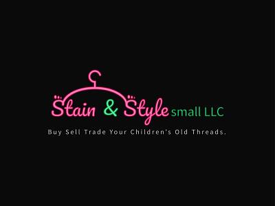 stain& style logo graphic design illustration logotype minimalist branding logo logo designer logo mark modern logo design design