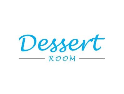 Dessert room logo icon typography illustrator illustration fiverrgigs fiverr design fiverr.com design branding