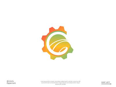 Global development modern logo brand identity branding logodesign unique flat minimalist logo creative logo design modern