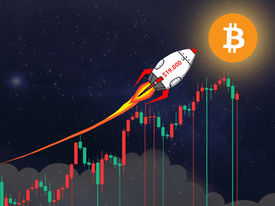 Bitcoin 19k rocket cryptocurrency bitcoin