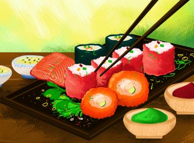Sushi swap
