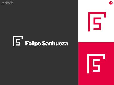 Felipe Sanhueza sanhueza sanhueza felipe letters letter f design typography brand brand design flat branding brand identity logo