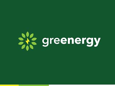 greenergy colors typography brand design brand design flat branding brand identity logo