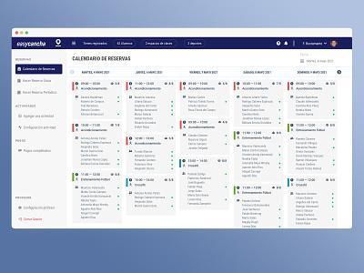admin teachers (wip) interface design clear ui clean ui adobe xd ui ux ux ui rebound web design dashboard design dashboard ui dashboad