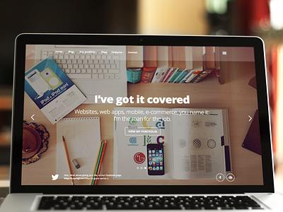 New theme preview wordpress theme portfolio blog premium bold themeforest e-commerce woocommerce showcase full screen