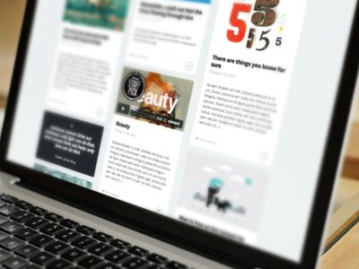 New theme preview - blog wordpress theme portfolio blog premium bold themeforest e-commerce woocommerce showcase masonry