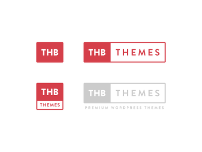 THB rebrand rebrand branding logo themes