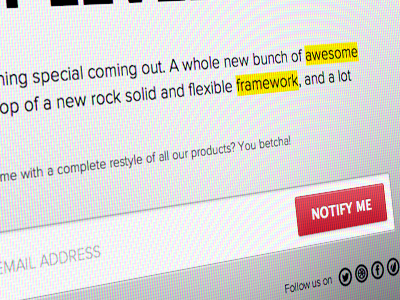 Coming soon, launched coming soon parallax mediaqueries keyframes css3 wordpress premium themes