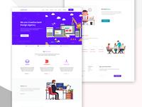 Design Agency Web Site