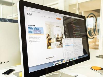 Website ReWork [WIP] web responsive design photo images online interface flat website ui webdesign design