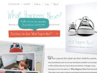 What Happens Next Website