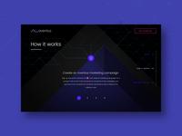 Blockchain Marketing Website