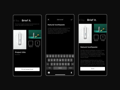 Squarespace Studios Contest Finalist figma ux user interface user experience ui squarespace layout ios dreamprojects design app