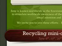 Environment Month Flyer
