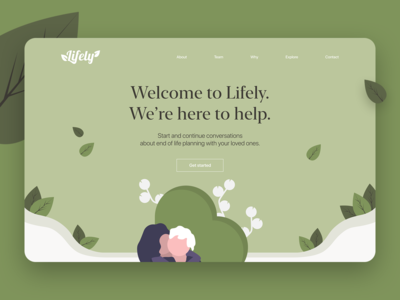 Lifely Website