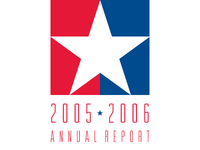 Annual report cover for UTMB