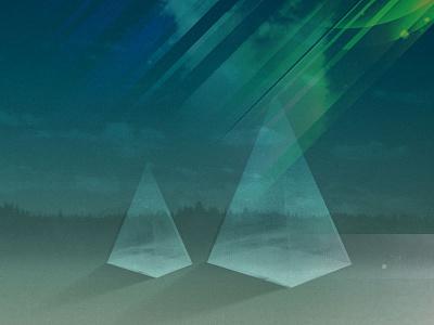 Pyramids of Light poster