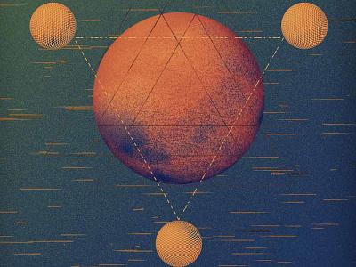 Planetangle orb spheres planet c4d cinema 4d