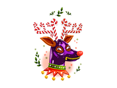 bdsm deer