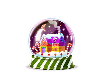 Snow globe^^