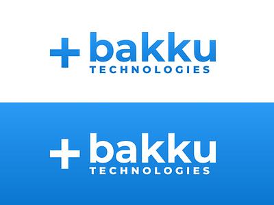 Bakku Technologies Logo medical technology bakku logo design logo mark logodesign logo