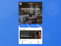 Smart Home - Conversational UI