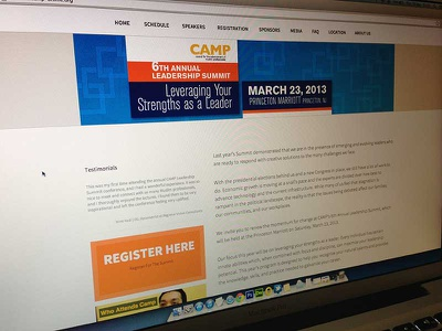 Summit website summit responsive minimal
