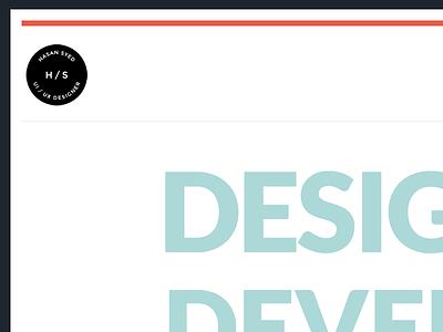 HS16 / Redesign wordpress small web design responsive website portfolio