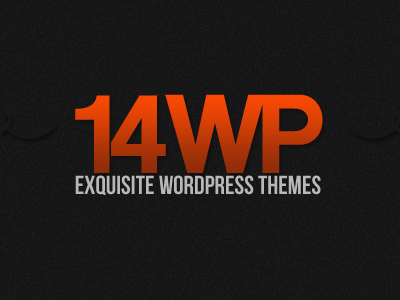14WP 14wp wordpress logo theme