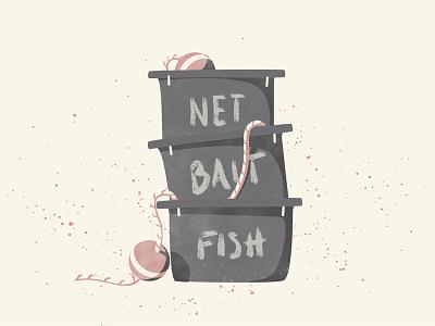Fishing sailing buoy sea port fishing fish