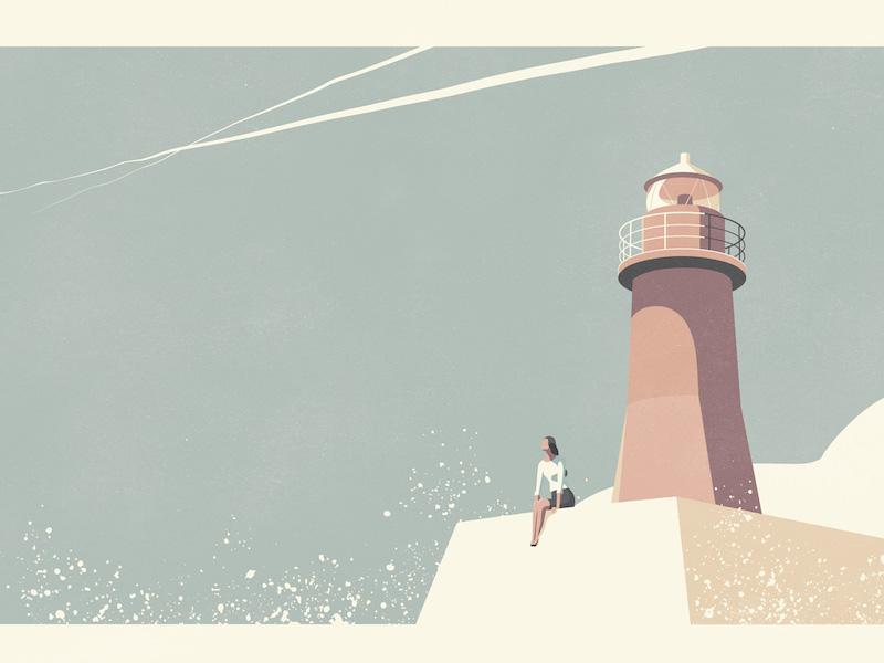 Lighthouse lanterna sea lighthouse
