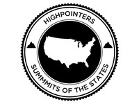 Highpointers Logo (Alternate 2)