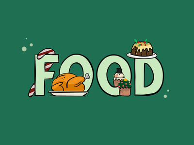 ate too much food the last days... 🧁 vector adobe fresco illustration
