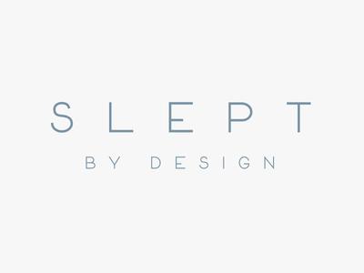 Slept By Design Logo