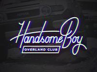 Handsome Boy Overland Club - v2