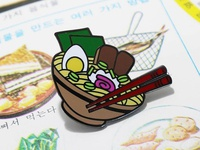 Ramen - Foodie Series - Enamel Pin