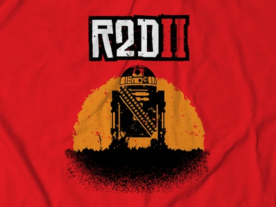 R2DII Tee Design for theCHIVE