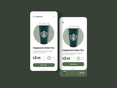 Order app design design app web ui