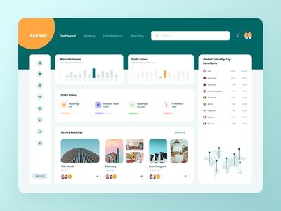 Acceso Web Application Version 2