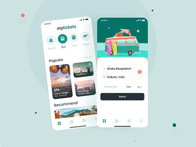 Travel App trip app design uigeek traveling application clean design ui product booking app booking travel app travel app