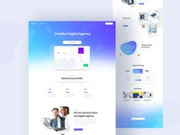Hopetech Landing Page