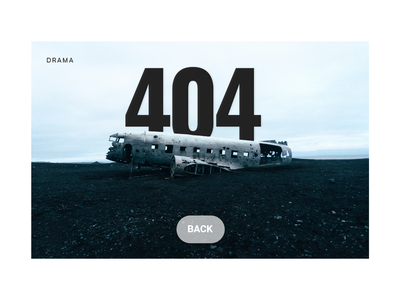 UI8 404 404page 404 error page 008 dailyui008 dailyuichallenge dailyui