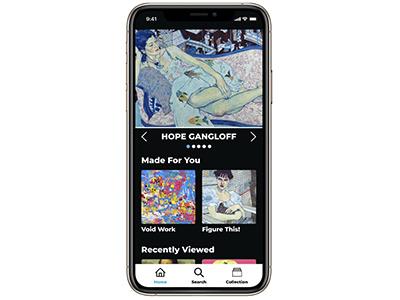 Art House - Art Gallery Mobile App