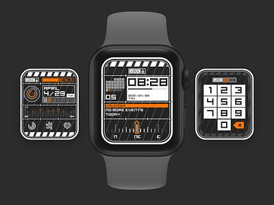 Apple Watch Face, Concept concept face watch apple ui